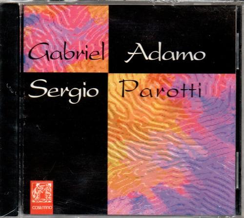 sergio parotti / gabriel adamo