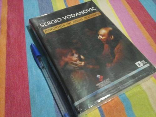 sergio vodanovic. antologia de obras teatrales.