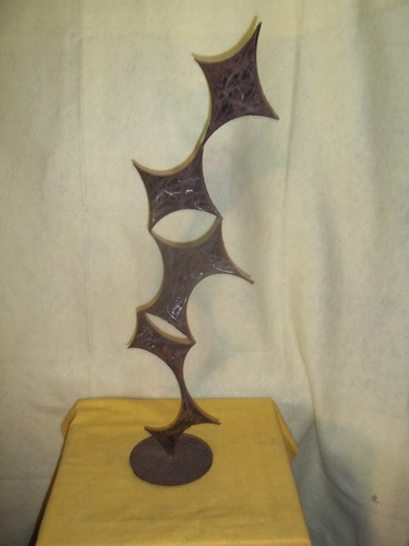 (sergioschw) escultura aço ferro paulo renato costa rocha