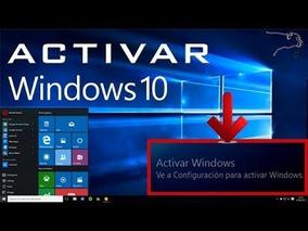 seriales para activar windows 10 pro
