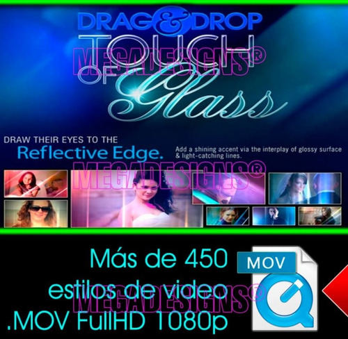serie 2 mas de 450 efectos para video 1080p increible regalo