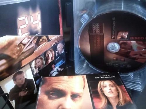 serie 24 - temporada 5