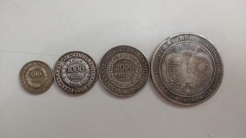 serie 4º centenário do descobrimento brasil (replicas)