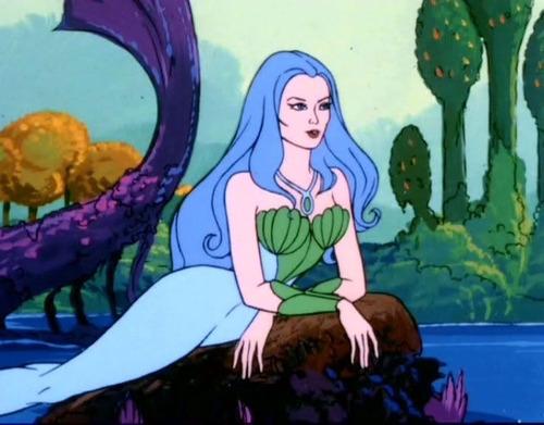 serie animada she-ra años 80's español latino