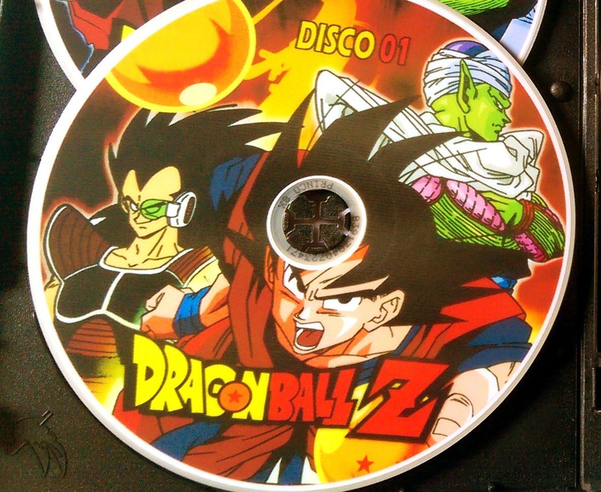 Serie Anime Dibujo Dragon Ball Z Gt Super Peliculas Full Hd - S/ 170 ...