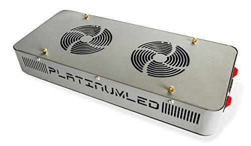 serie avanzada platinum p w de 12 bandas led crecen luz - d