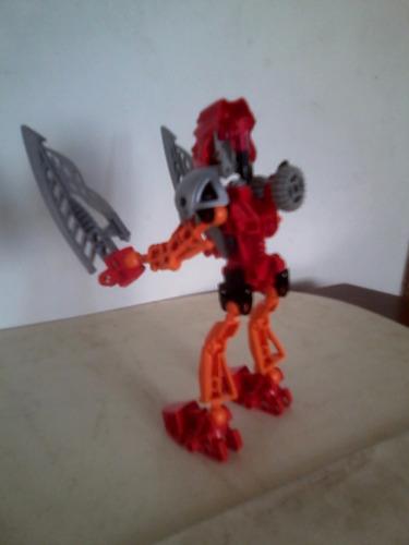 serie bionicle original de lego/ toa nuva