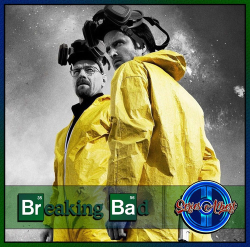 serie breaking bad y otras