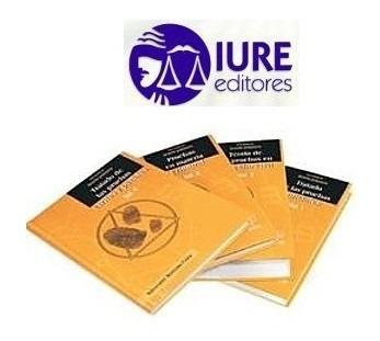 serie clasicos del derecho probatorio 4 vols iure
