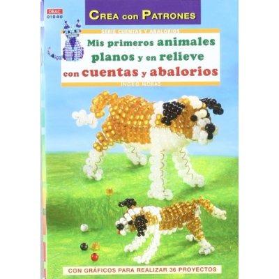 852f468c260a Serie Cuentas Y Abalorios Nº 40. Mis Primero Animales Plano -   840 ...