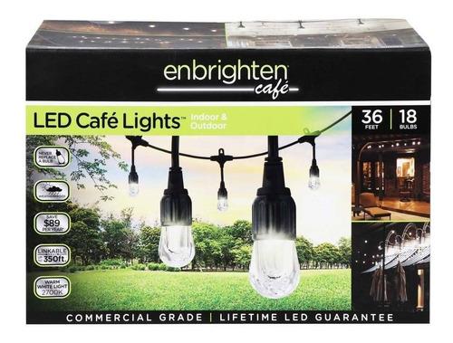 serie de 18 luces vintage extensión exteriores envio gratis