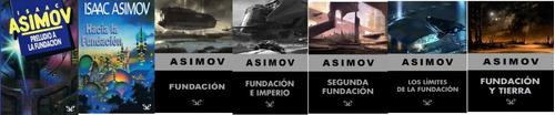 serie de la fundación - isaac asimov