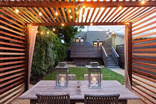 Serie de luces focos para jardin exterior y patio 699 - Luces exterior jardin ...