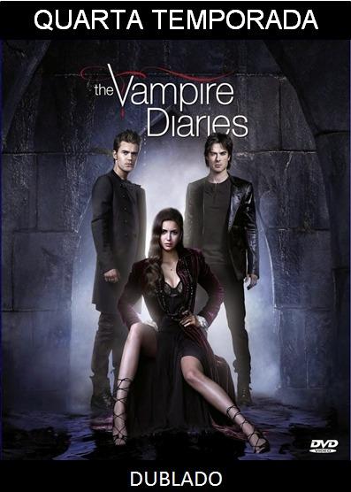 diario de um vampiro 4 temporada dublado