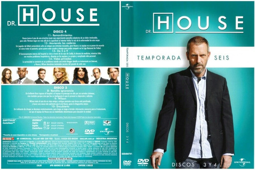 serie  doctor house .