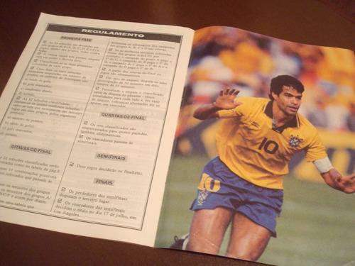 7c28937b658ac Série Futebol 94 - Campeonato Mundial - Usa - R  39
