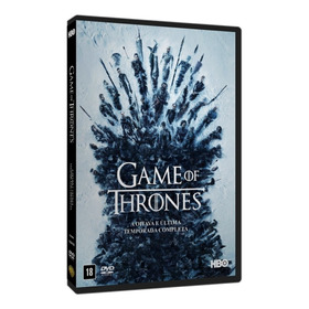 Série Game Of Thrones 8ª Temporada Completa