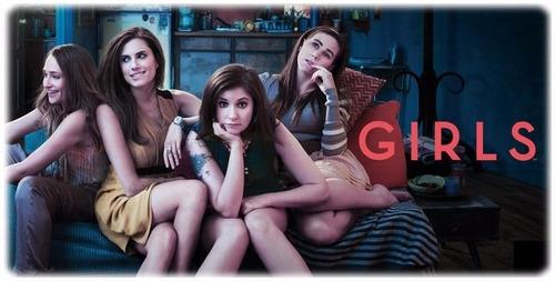 serie girls de hbo - temporada 1, 2, 3, 4 y 5 en dvd