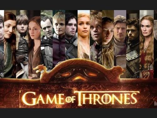 serie juego de tronos (game of thrones) completa y capitulos