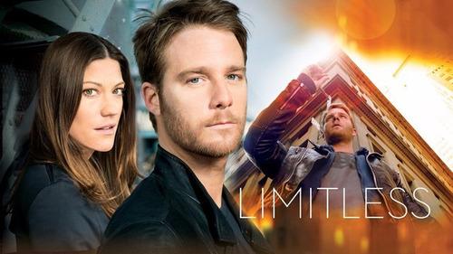 serie limitless sin limite temporada 1 estreno!