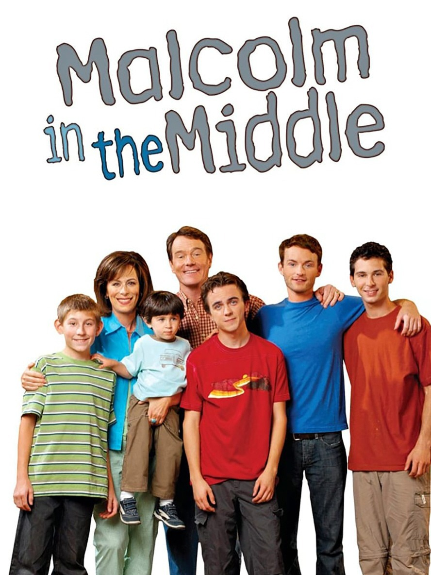 Malcolm In The Middle 720p Temporada 1 – 7 Latino – Ingles [GD]