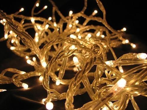 serie navideña de 200 luces led cálido ws-1382-b