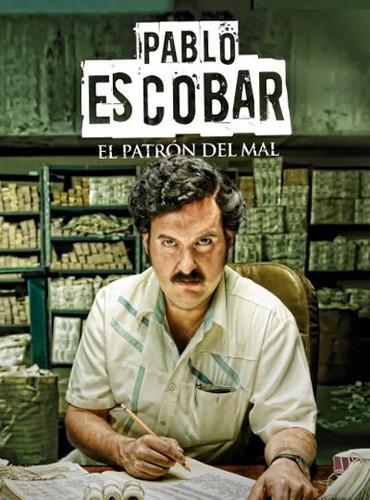 serie pablo escobar, el patron del mal completa en dvd