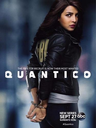 serie quantico temporada 1 en dvd estreno 2016