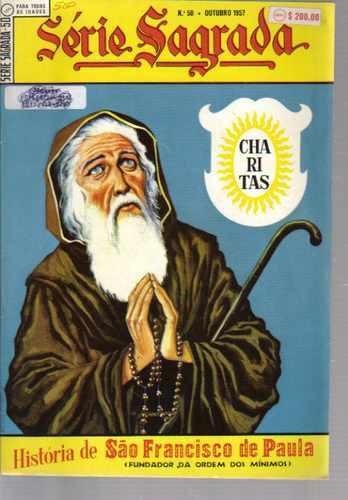 série sagrada 50 - história de são framcisco de paula