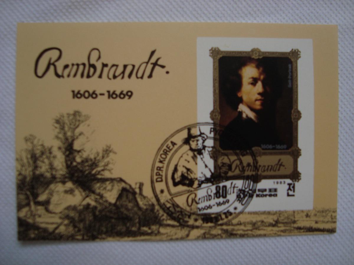 Resultado de imagem para selo de Rembrandt