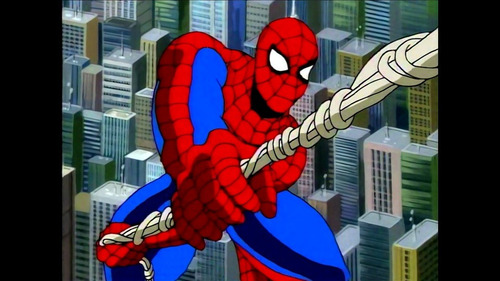 serie spiderman the animated series 1994