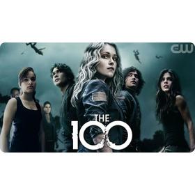 Série The 100 5ª Temporada Formato Digital Hd