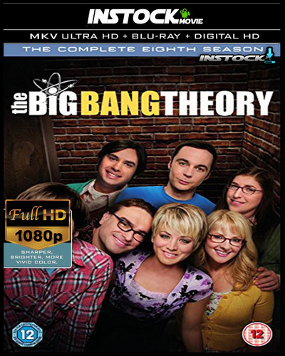 serie the big bang theory hd entrega inmediata