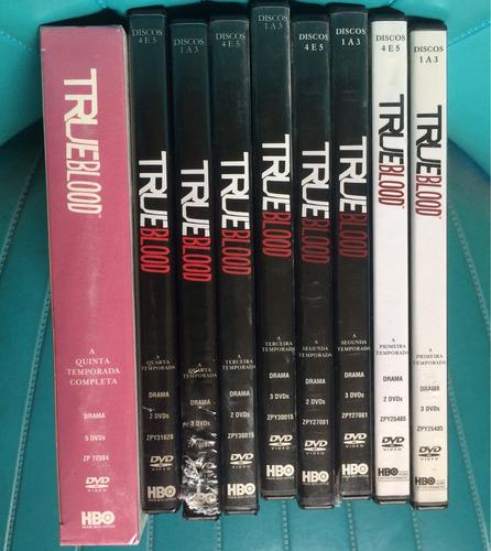 série true blood 5 temporadas