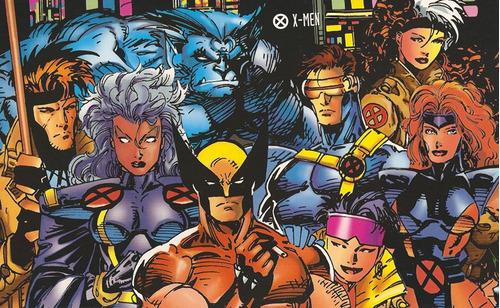 serie x-men 1990
