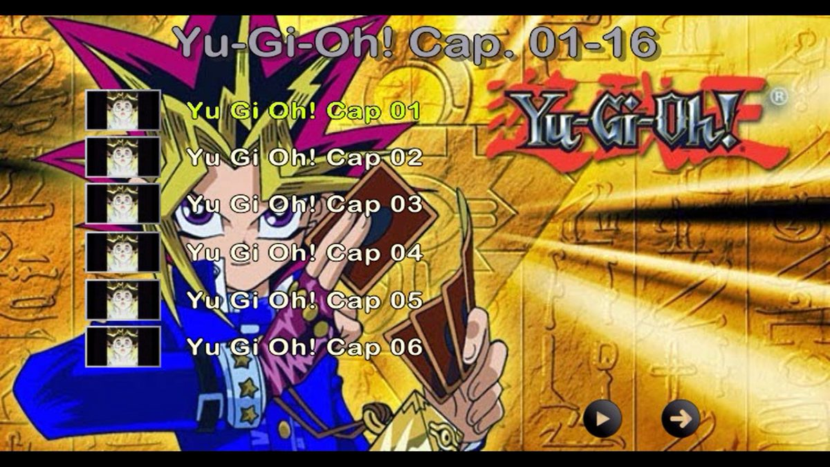 Yu Gi Oh Bs To