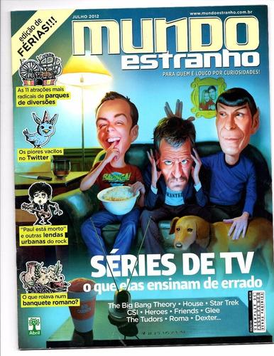 séries de tv - o que elas ensinam de errado - mundo estranho