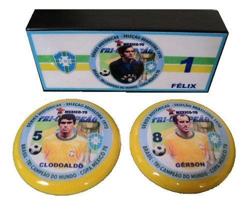 séries históricas - futebol de botão - futebol de mesa