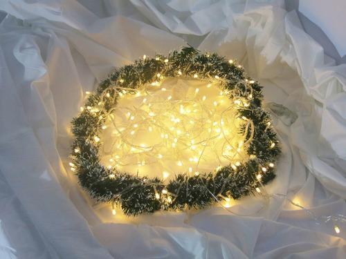 series led 100 luces pack 10, alfaluz lumistar, s-led-100-bc