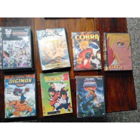 Series Naruto,cobra,mazinger Z,digimon,avatar,he Man