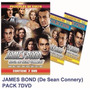 Dvd - James Bond - Sean Connery - 007
