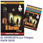 Dvd - El Exorcista - La Trilogia