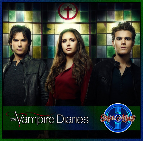 series the vampire diaries y otras