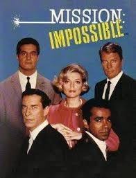 series tv dvd- mission impossible-las clasicas y las nuevas!