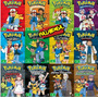 Pokemon Serie Todas Dvd Coleccion Oferta Original Regalada