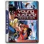 Young Justice T2 Blu Ray Coleccion Oferta Original Regalada