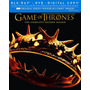 Game Of Thrones (juego De Tronos) Temporada 2 Blu-ray