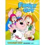 Family Guy Vol 1 Al 4: Padre De Familia Vol 1 Al 4, 13 Dvds