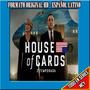 Serie House Of Card Temporada 3 Formato Original Hd