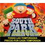 Pelicula Serie Tv Dvd South Park Todas Las Temporadas